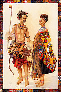Charlotte-swazi couple